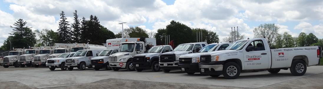 Foxton Truck Fleet