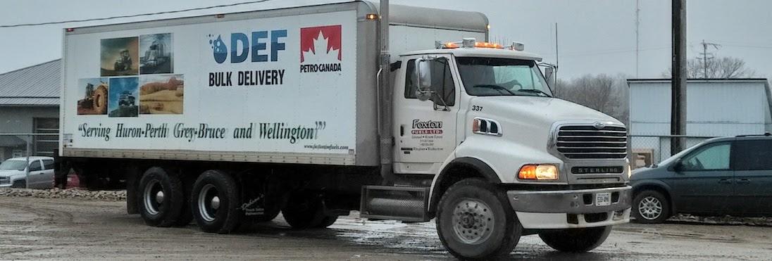 DEF Truck